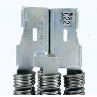 Torzugfeder für Schwingtore Federpaket Größe 022