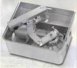 Unterflurantrieb SUB 350 für 1-flg. Tore bis 3,5 m - Vorschau 1