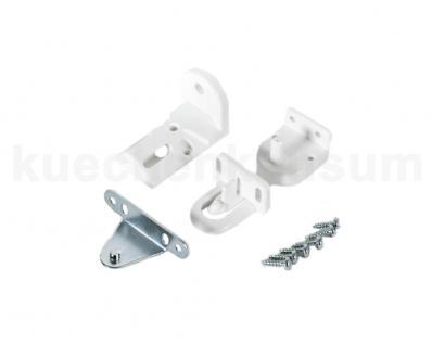 Montagezubehör weiß für Mono 3512-00, 3512-01, 3515-00, 3515-01, Compact-Box 15