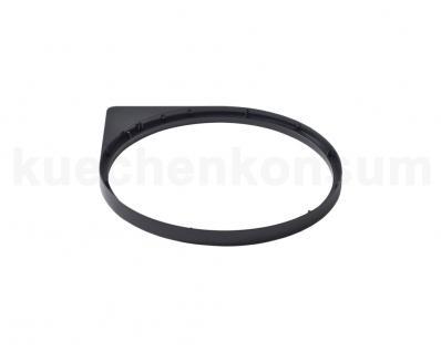 Hailo Mantelring unten schwarz für Mono 3512-03, 3515-03, Compact-Box 15