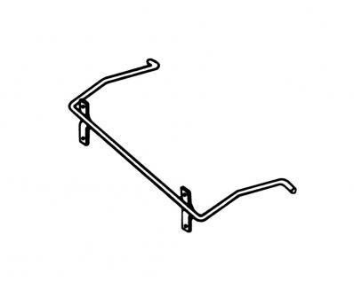 Hailo Sockelblenden Halter 4490-00 Step-Fix Trittleiter Klapptritt Küchenleiter