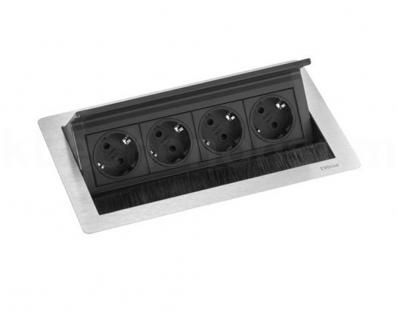 steckdosen versenkbar online bestellen bei yatego. Black Bedroom Furniture Sets. Home Design Ideas