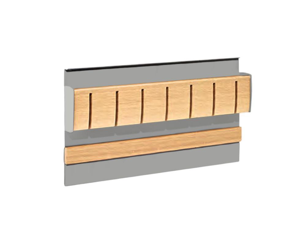 Messerhalter Magnet Holz : linero mosaiq magnet messerhalter holz edelstahlfarbig messer halter kesseb hmer kaufen bei ~ Sanjose-hotels-ca.com Haus und Dekorationen