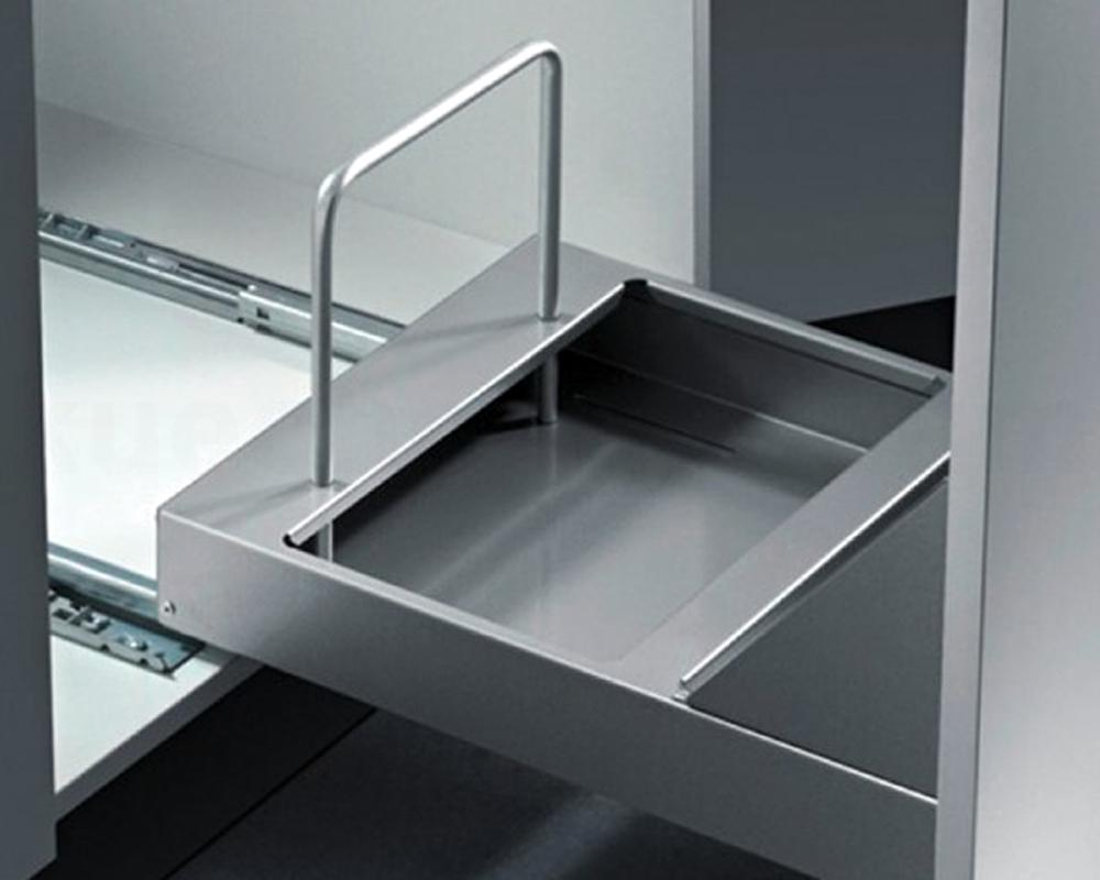 m lleimer hailo 3616 45 bottom mount abfallsammler. Black Bedroom Furniture Sets. Home Design Ideas