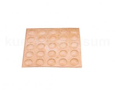 Türanschlagpuffer 25 Stk Türdämpfer transparent Möbelpuffer 1, 5mm Rutschfüße