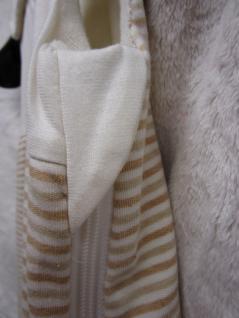 Schlafsack Bio Bob Größe 70 cm Art. 1083 von Odenwälder BabyNest Farbe natur - Vorschau 2