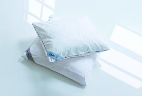 easy clean kissen nackenst tzkissen 40 x 80 cm von tempur das erste komplett waschbare. Black Bedroom Furniture Sets. Home Design Ideas