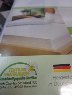 Matratzen-Vollschutzbezug Contra Allergen in Weiß, Standardgrößen von Setex - Vorschau 5