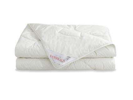 Kaschmir/Seide 155x220 Bettdecke Steppbett aus Naturmaterial