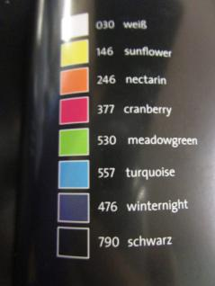 """Bademantel für Kinder """"Texie"""" von Vossen 100% Baumwolle Farbe 377 cranberry/pink Größe 116 - Vorschau 5"""