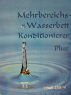 Wasserbett-Conditioner 4 Flaschen zu je 250 ml für ALLE Wasserbetten - Vorschau 4