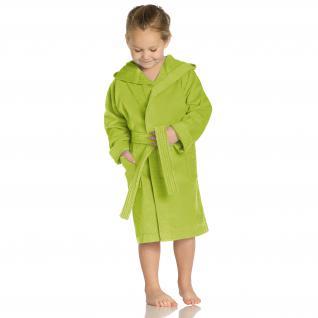 """Bademantel für Kinder """"Texie"""" von Vossen 100% Baumwolle Größe 128"""