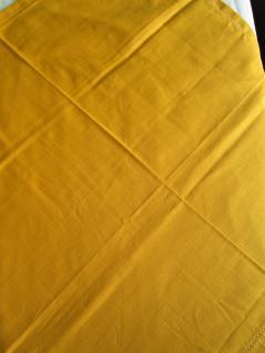 Tischdecke / Mitteldecke 85x85 cm von Bassetti Farbe sonnengelb - Vorschau 2