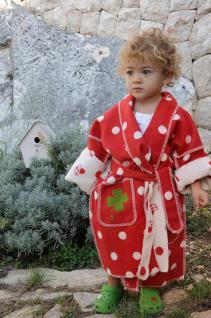 Kissenbezug Fliegenpilz+Kleeblatt für Kleinkinder von Fussenegger - Vorschau 5