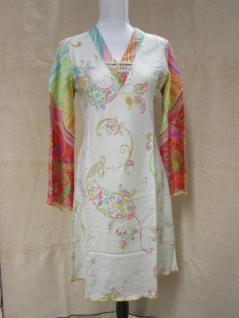 Damen Nachthemd von Bassetti Größe S 36 Misty V8 Langarm Reine Baumwolle - Vorschau 2