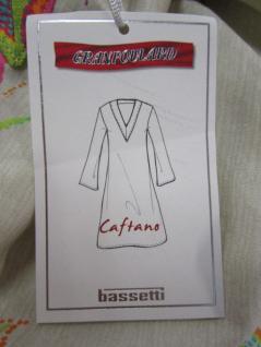 Damen Nachthemd von Bassetti Größe S 36 Misty V8 Langarm Reine Baumwolle - Vorschau 5