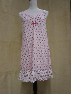 Damen Träger Nachthemd von Clayre & Eef LOR75-01L - Vorschau 5