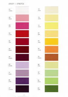 Spannbetttuch Vario-Stretch von Kneer Diverse Größen und aus 44 Farben wählen - Vorschau 3