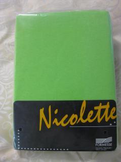 Kinder Spannbetttuch Jersey Nicolette von Formesse - Vorschau 1