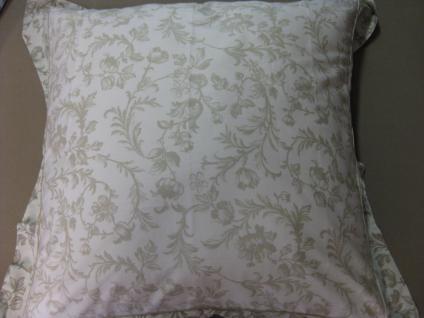 Bettwäsche 155x220 + 80x80 cm Oldsfield Linen v.7 von Laura Ashley - Vorschau 3