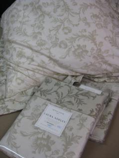 Bettwäsche 155x220 + 80x80 cm Oldsfield Linen v.7 von Laura Ashley - Vorschau 2