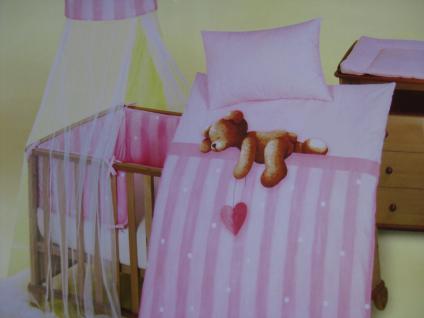 """Kinder Bettwäsche """"Carola Bär mit Herz"""" 100x135 + 40x60 cm von Herding - Vorschau 1"""