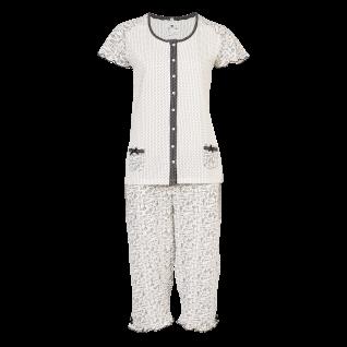 Damen Schlafanzug von Clayre & Eef KTH75-03M - KTH75-03L - Vorschau