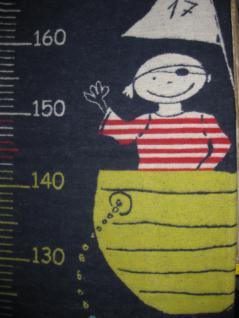 Messlatte Pirat Baumwolle-Viscose von David Fussenegger 50 bis 180 cm