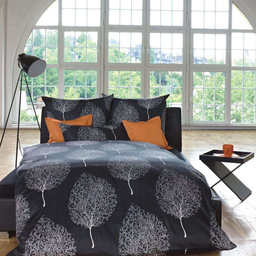 bettw sche 135x200 von bauer mako interlock jersey garnitur 6182 1218 kaufen bei betten krebs. Black Bedroom Furniture Sets. Home Design Ideas