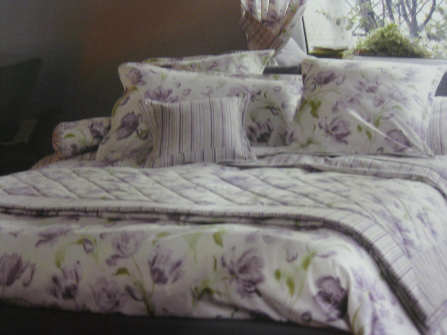 bettw sche laura ashley lakterton v8 mako satin garnitur amethyst div gr en kaufen bei. Black Bedroom Furniture Sets. Home Design Ideas