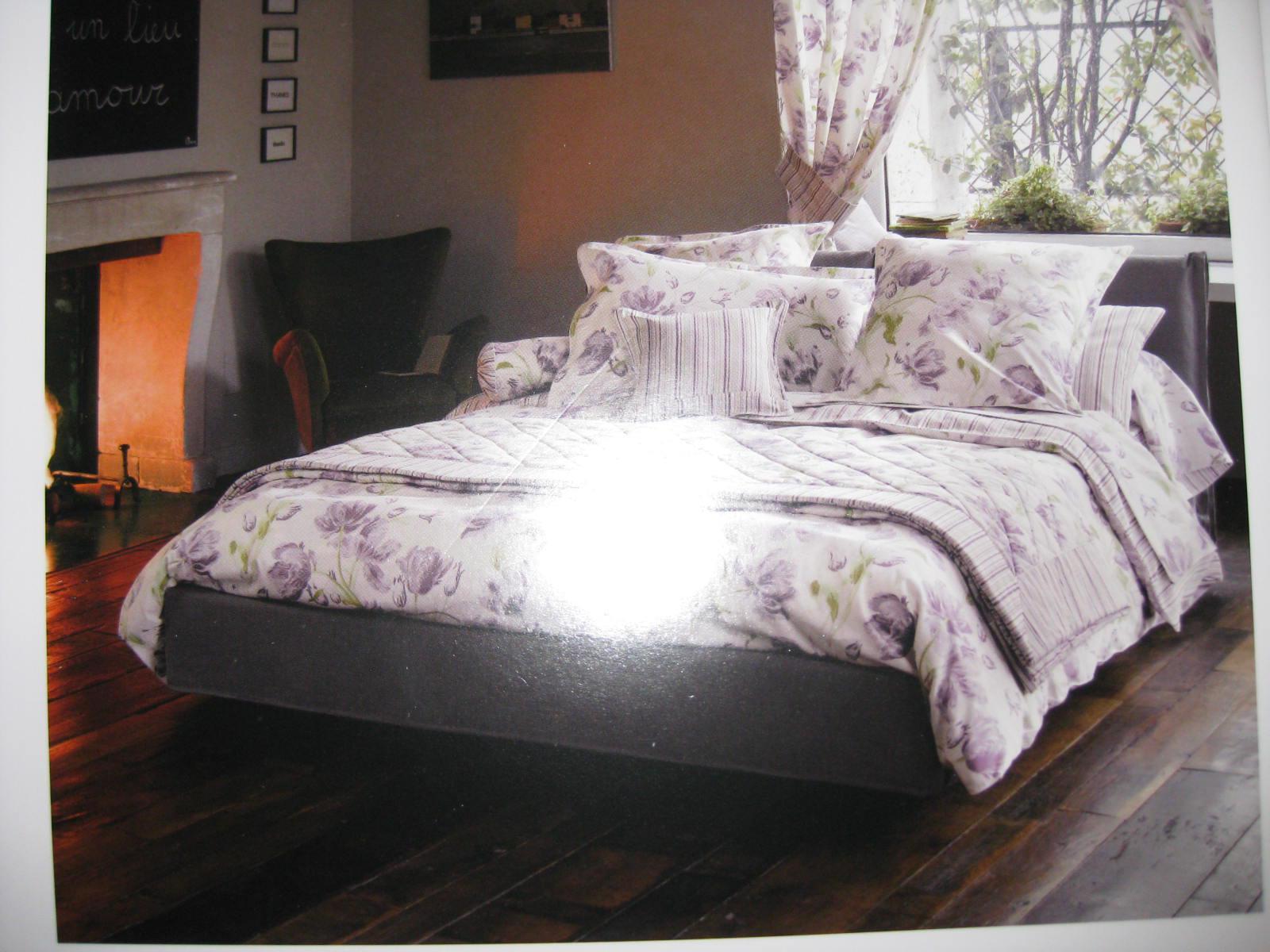 tagesdecke lakerton amethyst v8 von laura ashley 240x265 cm f r ein doppelbett kaufen bei. Black Bedroom Furniture Sets. Home Design Ideas
