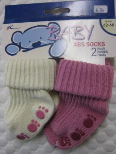 ABS-Baby-Socken im Doppelpack versch. Größen - Vorschau 4