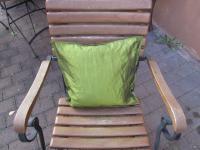 Kissenbezug Garcia 40x40 cm für Dekokissen Farbe Oliv von Proflax