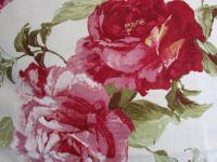 Tischdecke Rosen, rund 170 cm Durchmesser von Rico