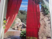 Vorhang Schlaufenschal 150x245 cm Kadi V1 von Bassetti 100% Baumwolle Einzelstück