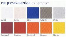 Spannbetttuch für hohe Matratzen by TEMPUR passend für 15-25 cm Matratzenhöhe