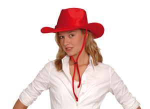 Cowboyhut rot Hut für rotes Pferd Cowboy rot Hut Cowgirl Brilliant Velvet Hut Cowbboy