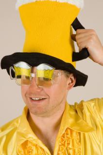 Brille Bier Oktoberfest Anton Bier Brille Bierbrille