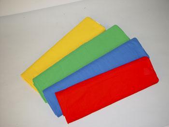 Baumwolle 5 Farben, Breite 140 cm, laufender Meter
