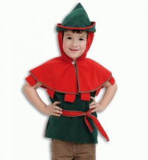 Kostüm Robin Robinkostüm Kinderkostüm Robin - Vorschau 1