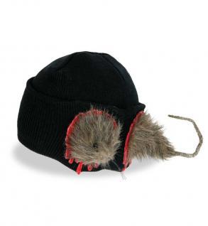 Ratten Wollmütze Mütze Ratten Rattenmütze Halloween - Vorschau