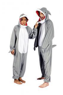 Kostüm Hai Haikostüm Hai Kostüm Kinder und Erwachsene Haioverall Overall Hai