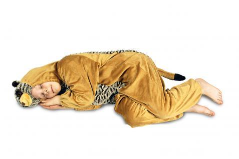 Erdmännchenkostüm Kostüm Erdmännchen Kinder und Erwachsene Erdmännchen Overall Erdmännchen Erdmännchenoverall - Vorschau 2