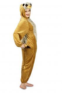 Erdmännchenkostüm Kostüm Erdmännchen Kinder und Erwachsene Erdmännchen Overall Erdmännchen Erdmännchenoverall - Vorschau 3