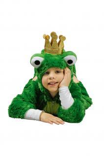 Kostüm Frosch Froschkönig Kostüm Froschkostüm Kinder und Erwachsene Overall Frosch - Vorschau 2