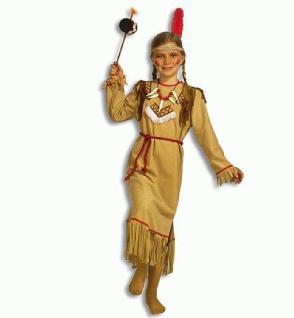 Kostüm Indianerin Wilde Rose Indianerkostüm