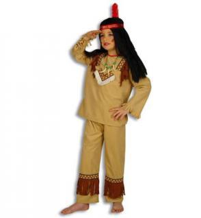 Kostüm Indianer Indianerkostüm Kinder