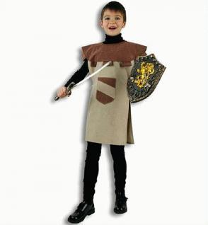 Kostüm Sigurd für Kinder Wikingerkostüm Kostüm Wikinger Ritter Ritterkostüm