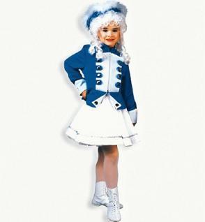 Tanzmarie blau für Kinder