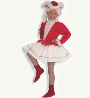 Kostüm Funkenmariechen für Kinder